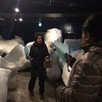 中国から網走流氷館
