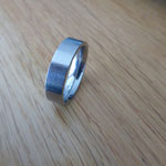 €BIEDEN Ring diameter 22mm  de breedte is 6mm en materiaaldikte 2mm STAAL Merk:  Amorio