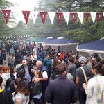 La Fête du vin à Tbilissi en mai 2018