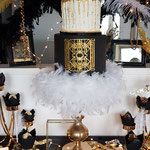 Great Gatsby SweetTable, Roaring Twenties SweetTable, SweetTable Den Bosch