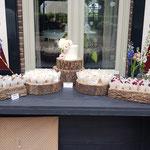 Wedding SweetTable Michelle en Maarten, SweetTable Den Bosch