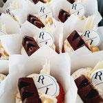 WeddingCupCakes, Romy en Lucas, WeddingCupCakes Den Bosch