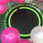 Pink und Grün ist auch eine schöne Kombi oder?!