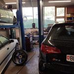 Servicearbeiten-Garage-Liechti-AG-in-der-Nähe-Langnau
