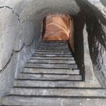Cave sous le Prieuré Saint-Maurice (C) L. Stevens