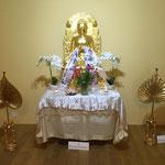 Buddha-Statue des Buddhismus