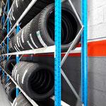ALPRAM SOLUTIONS - Rayonnage Epsivol porte pneus - 78 Mantes