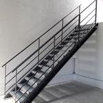 ALPRAM SOLUTIONS - Escalier métallique industriel - 78 Mantes