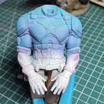 Step 4: Grundfarbe lackieren