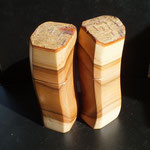 Pfeffermühle, Salzmühle Eberesche Holz
