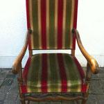 fauteuil Louis XIV avant