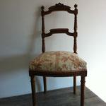 chaise Louis XVI avant