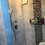 Duschdekor