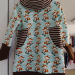 Mini-Martha Shirt mit Kragen