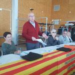 Association Générale de l'association des Corneilla dans nos locaux, suivie du repas