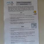 Station 4: (Weitere) Energiespartipps kennen lernen
