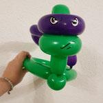 Turtle Ballon