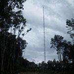 余呉南越前ウィンドファーム,・風況観測塔[1]