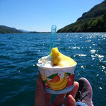 Ein Eis am Lago di Mergozzo - einfach ein Muss