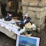 flaschenpostfiliale neumarkt, südtirol • euregio fest • 21.9.2019
