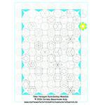 The 52 New Hexagon + 6 Hexagon + Kaleidoskop + Squares