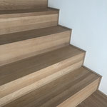 Blockstufen / Treppe