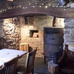 Museumscafe auf walisisch