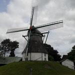 Unterwegs finden wir die Mühle Hoffnung Munkbrarup, die nördlichste Graupenmühle Deutschlands