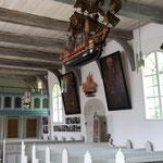 .....alte Seefahrer Kirchen......