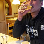 ..und guter Kaiserstühler Wein, Urlaub beginnt.....