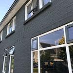 Onderhoudsschilderwerk woonhuis te Van Ewijcksluis