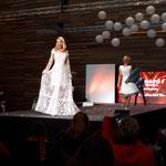 Modeschau bei Hochzeit und Event