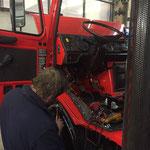 Fahrzeugauf- und Hydraulikumbau U1600