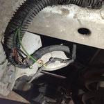 Marderschaden VW-Pritsche reparieren
