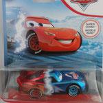 Metallic Transforming Lightning McQueen - Super Chase 2020