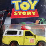 Hot Wheels - Pizza Truck Toy Story