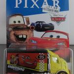 Hot Wheels - Pixar CARS truck