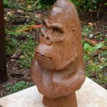 Sculpture grès cuisson four à bois Noborigama- Caco -