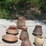 Céramiques Four à Bois Arielle Amposta-Mathivet