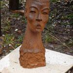 Sculpture grès cuisson four à bois  Noborigama - Caco -