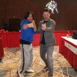 Atlantic City mit Simon Kook Gegner von IP Man im Film