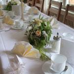 Hochzeitfeiern  Hotel Alte Försterei Kloster Zinna