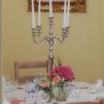 Hochzeitfeiern im Kerzenschein Hotel Alte Försterei Kloster Zinna