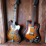 Elektrische Gitarren und E Gitarren reparieren, E-Giitarre leimen, Gitarre kleben, Gitarrenwerkstatt, Service & Inspektion für Gitarren aller Art