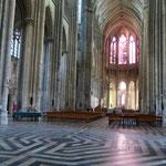 Le labyrinthe de la basilique