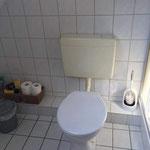 Etagenbad Toilette