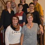 DFTV Vorstand (auf dem Bild fehlt: Martina Costa)