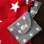 Sternenhose mit Mini-Portemonnaie