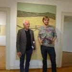Die Künstler: Andreas Grunert, Tim Hendel