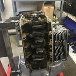 Motorhalter Getriebehalter BMW K100 Motor